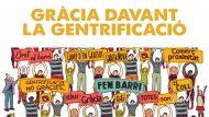 jornades gentrificacio a Gràcia