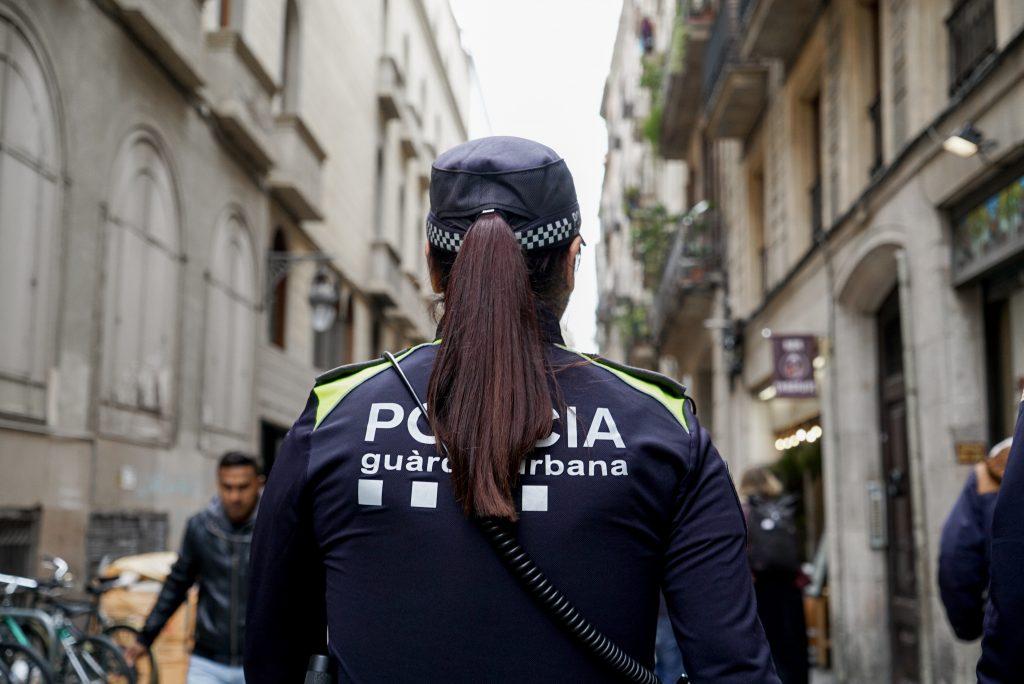 RESUM COMITÈ DE SEGURETAT I SALUT LABORAL DE GUÀRDIA URBANA DE BARCELONA 'OCTUBRE.