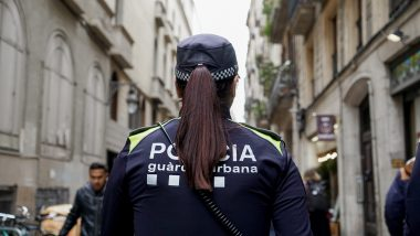 Guardia Urbana Ciutat Vella
