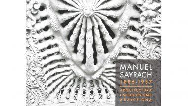 Coberta del llibre 'Manuel Sayrach 1886 - 1937'.