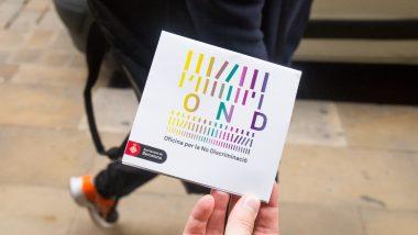OND, oficina per la no discriminació, fulletó, racisme, LGTBI