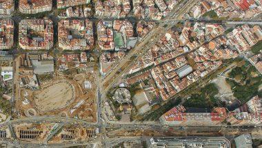 Meridiana Les Glòries Independència Barcelona