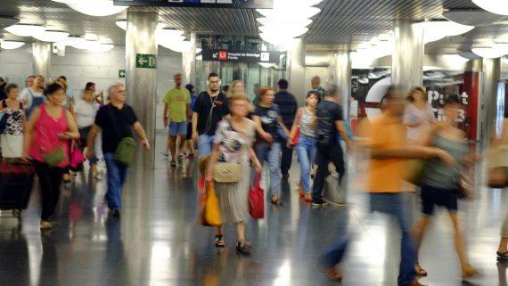 Estació de Metro La Sagrera
