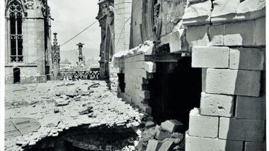 Catedral de Barcelona. 19 de juliol de 1938. (ACPiS)