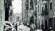 Bombardeig sobre el barri de la Barceloneta 8ANC. generalitat de catalunya - Segona República)
