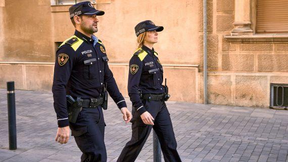 Policia de barri Horta Guinardó