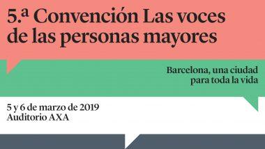5.ª Convención veus persones grans
