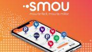 Imatge de la nova app smou de mobilitat.