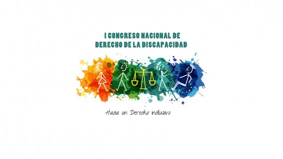 Logo II Congreso Nacional del Derecho de la Discapacidad