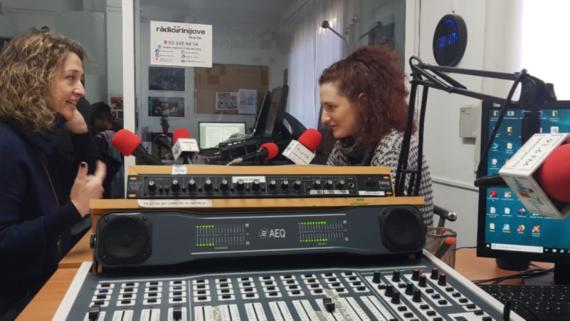 Col·laboració Làbora i Ràdio Trinijove