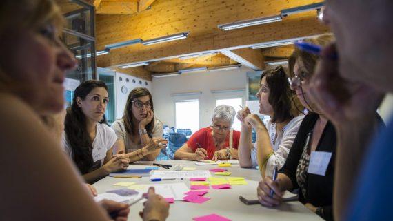 Associa't, Sessió participativa, Torre Jussana 21.06.2018 Foto PERE VIRGILI