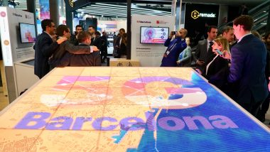 Mobile World Congress 2019 Barcelona MWC