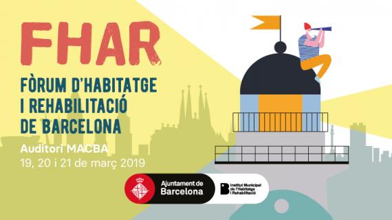 Expertos de relieve internacional participarán en el Foro de Vivienda y  Rehabilitación de Barcelona df9e46dbad9e2