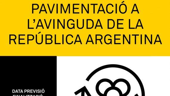 Avís República Argentina