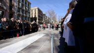 inauguració memorial rambla, placa, homenatge, 17A