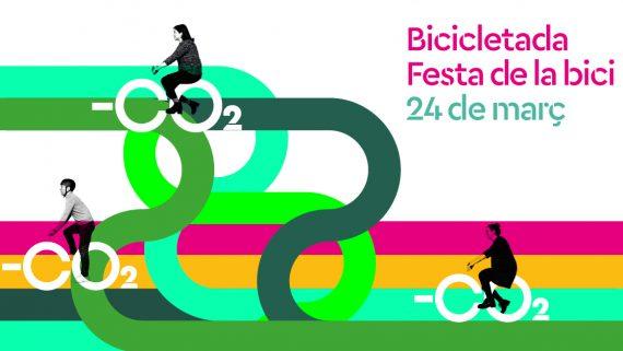 Bicicletada i Festa de la Bici 2019