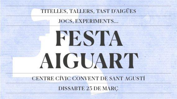 Festa Aiguart, dissabte 23 de març