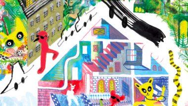 Sala Ciutat Altell Il·lustrat Gina Thorstensen
