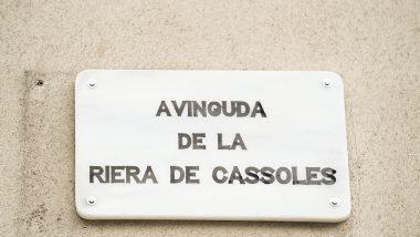Riera de Cassoles