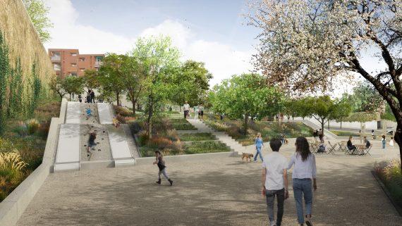 Avantprojecte futur parc