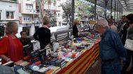 Fira de Sant Jordi a Via Júlia