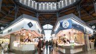 Sant Antoni, mercat, mercats barcelona, restricció grups visitants, turistes al mercat