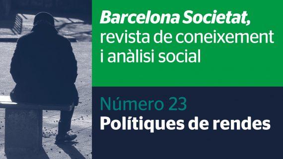 Revista Barcelona societat nº 23