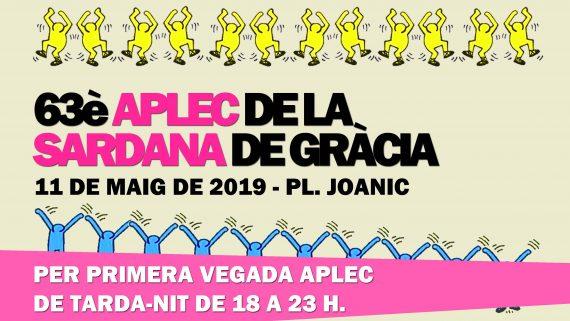 Aplec Sardana Gràcia 2019