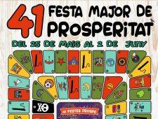 Local festival in La Prosperitat
