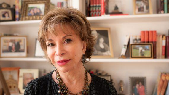 Isabel Allende. © Lori Barra