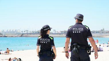 guàrdia urbana platges 2019