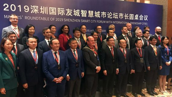 Barcelona assisteix al Fòrum Smart City de Shenzhen