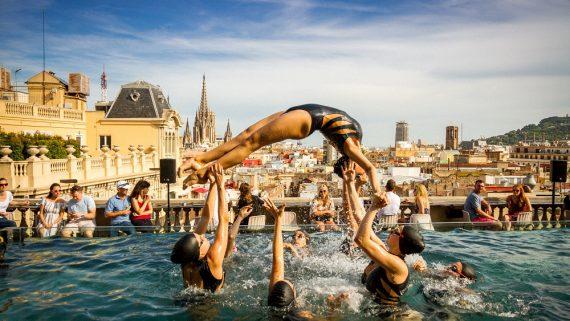 Natació sincronitzada Ohla Barcelona