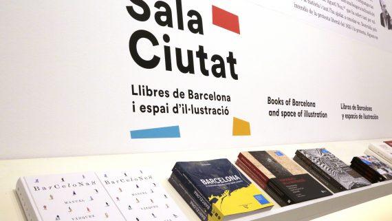 Altell Il·lustrat, Sala Ciutat, Barcelona
