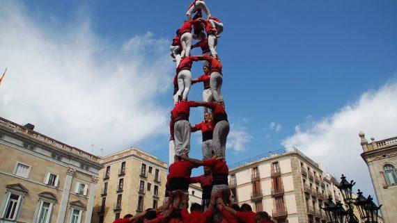 50è aniversari dels Castellers de Barcelona