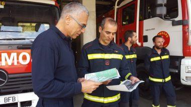 campanya forestal, prevenció contra incendis, estiu, 2019, bombers, guàrdia urbana, GUB