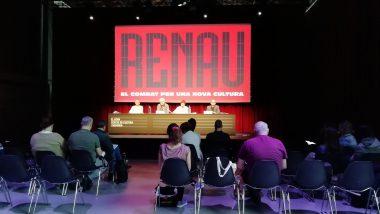 Renau, Born CCM, art combatiu