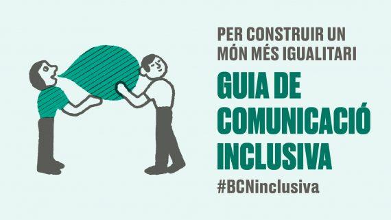 Comunicació inclusiva, guia, inclusió