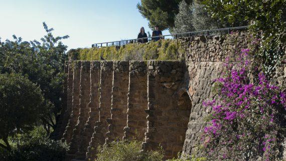 Zona dels Aqüeductes