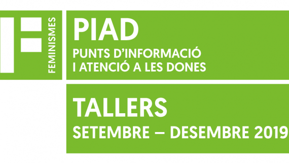 Tallers PIAD set-des 2019