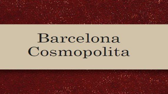 Portada llibre Barcelona cosmopolita