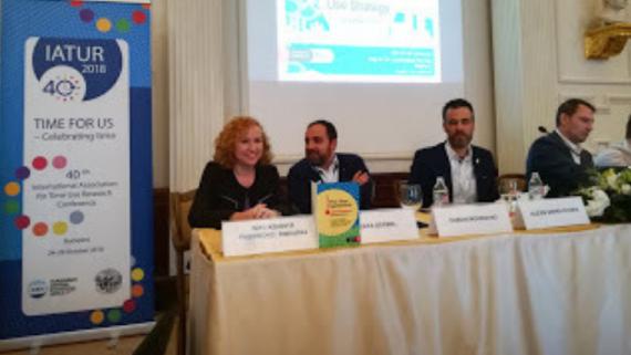 Barcelona es postula com a candidata per acollir la Conferència de la IATUR la tardor de 2021