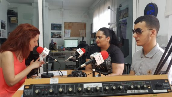 Entrevista a Sana Mahroof y a Yassine Loukili