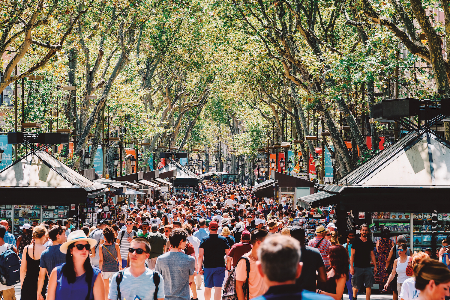 Record Number Of The Foreign Population In Barcelona Barcelona International Welcome