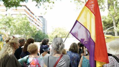 bandera republicana, república, Dones, expreses