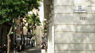 Gran de Sant Andreu, Sant Andreu, pacificació, urbanisme