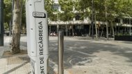 Punts de recàrrega elèctrics, Barcelona, vehicle elèctric, mobilitat elèctrica, sostenibilitat