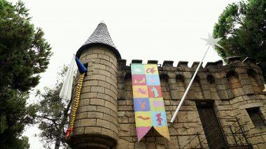 Tibidabo, Parc d'atraccions, Parc del Tibidabo, Barcelona, Castell dels Contes