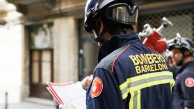 Bombers de Barcelona, Festes de Gràcia, Seguretat. Prevenció