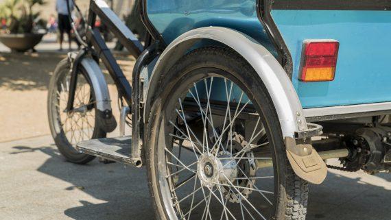 Bicitaxis, VMP, mobilitat
